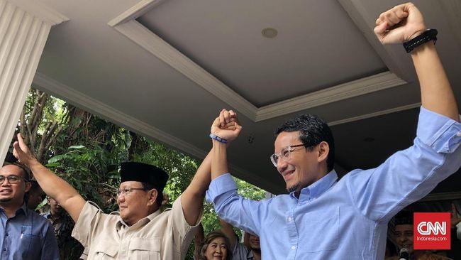 Wakil Sekretaris TKN Jokowi-Ma'ruf Verry Surya Hendrawan menilai tindakan yang dilakukan Prabowo-Sandiaga sesuai dengan konstitusi.