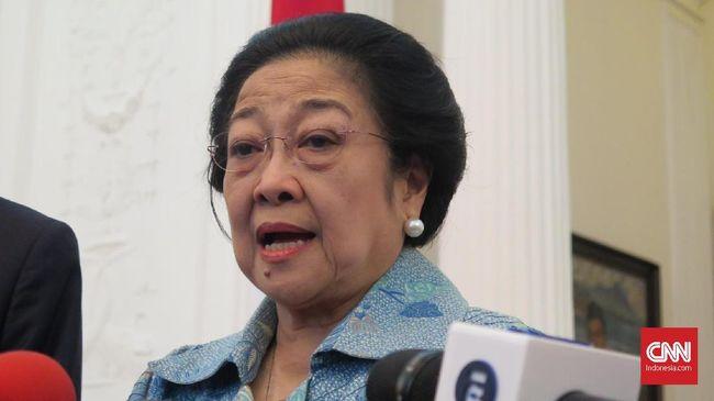 Megawati menyebut banyak para kepala daerah dan kementerian tidak saling terkoneksi saat tanggap darurat bencana.