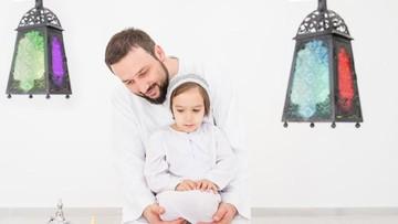Ajari Anak Doa Malam Lailatul Qadar & Sejarah Turunnya Alquran