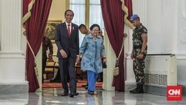 Cerita Megawati Soal Jokowi Terpingkal-pingkal Karena UKP PIP