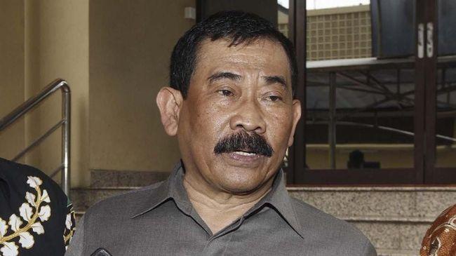Eks Danjen Kopassus Mayjen Purn. Soenarko dicecar oleh penyidik Polri terkait kasus kepemilikan senjata ilegal.