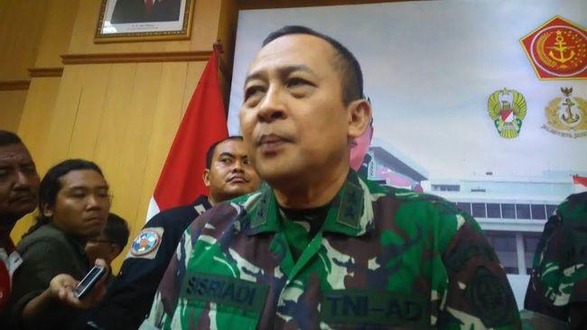 Setelah dua prajurit gugur diserang kelompok bersenjata, TNI tak menyiapkan pengamanan khusus saat Natal dan Tahun Baru 2020.