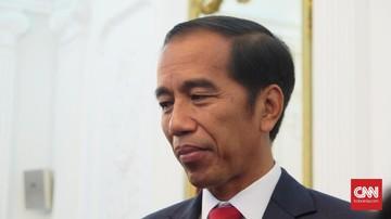 Pilpres Selesai, Jokowi Kembali Bagi-bagi Sepeda