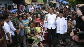 Dibubarkan, TKN Jadi Forum Silaturahmi KIK Jokowi-Ma'ruf