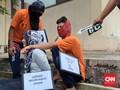 Polisi Rekonstruksi Pembunuhan Ayah-Anak di Kalibata City