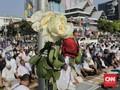 Massa Tandingan GNKR di Depan Bawaslu Hanya Bertahan 30 Menit