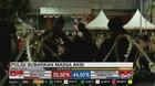 VIDEO: Polisi Bubar Paksa Pendemo Bawaslu