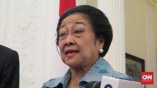 Megawati: Perdamaian Korea Perlu Diupayakan Lebih Keras