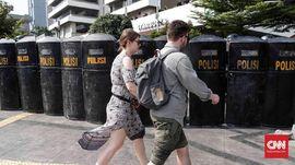 32 Ribu Polisi dan TNI Amankan Sidang Sengketa Pilpres di MK