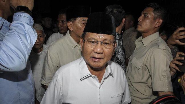 Pertemuan Prabowo Subianto dan Suharso Monoarfa mencari titik temu kerja sama politik di tingkat parlemen. Mereka tak membahas gabung koalisi pemerintah.