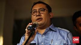 Fadli Zon: Pangdam Jaya Ini Sudah 'Offside'