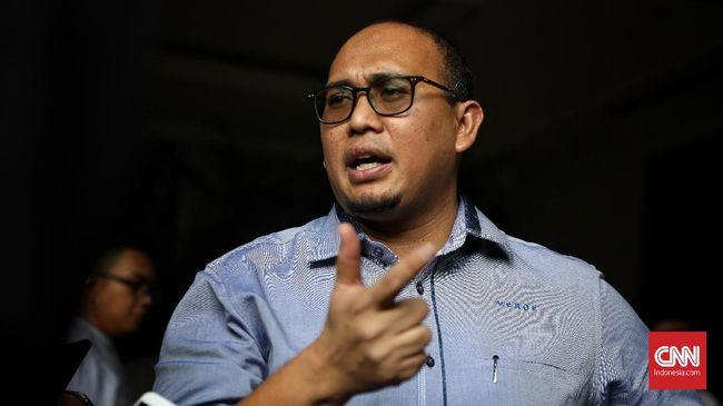 DPP Partai Gerindra memutuskan anggota DPR Andre Rosiade tidak bersalah terkait penggerebekan pekerja PSK di salah satu hotel di Padang, Sumatera Barat.