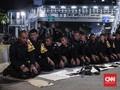 Aksi di Bawaslu Rusuh, TNI AD Jaga Ketat Istana Merdeka