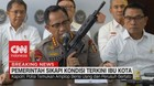 VIDEO: Kapolri Tunjukkan Senjata Serbu Penembak Massa Aksi