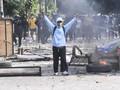Jurnalis Dipersekusi, Massa Aksi 22 Mei Teriak Hoaks