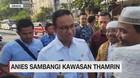 VIDEO: Anies Sambangi Kawasan Thamrin
