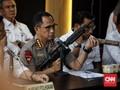 Kapolri Sebut Masih Ada Senjata Beredar Diduga untuk 22 Mei