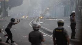 Massa Bubar, Jalan Jatibaru Kembali Kondusif