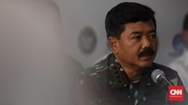 Panglima TNI Sebut Bom Medan Tren Ancaman Era 4.0
