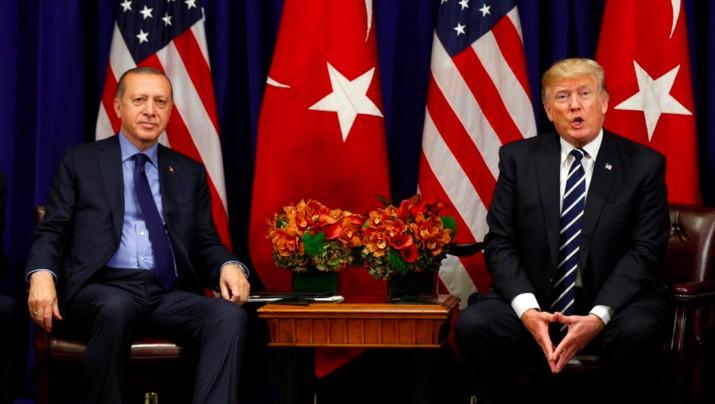 Makin Panas, AS Ancam Serang Turki dengan Kekuatan Militer