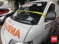GARIS Bekasi: Sopir Ambulans Hanya Antar Logistik saat 22 Mei