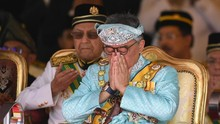Raja Malaysia Dirawat di Rumah Sakit karena Keracunan
