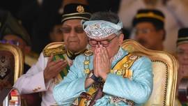 Raja Malaysia Tolak Umumkan Status Darurat yang Diusulkan PM