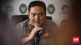 Polisi Sebut Ada 'Mastermind' Pengerahan Massa Rusuh 22 Mei