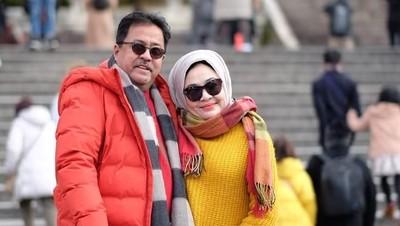 31 Tahun Menikah, Rano Karno dan Istri Makin Harmonis