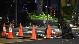 Tas Mencurigakan di Depan Mal Surabaya, Jalan Sempat Ditutup