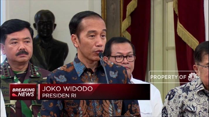 Kini Tanpa Beban, Jokowi Sebut Siap Ambil Keputusan Gila!