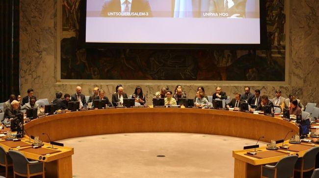 AS mendesak pembubaran organisasi PBB yang mengurus pengungsi Palestina (UNRWA). Desakan ini disampaikan dalam rapat Dewan Keamanan PBB yang dipimpin Indonesia.