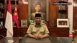 VIDEO: Prabowo Imbau Pendukung Pulang