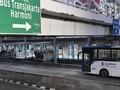 Jalan Disekitar MK Ditutup, TransJakarta Alihkan Rute Bus
