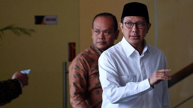 KPK memastikan tak akan bersandar kepada pernyataan atau bantahan satu pihak, dalam hal ini Menteri Agama soal uang di laci ruang kerjanya.