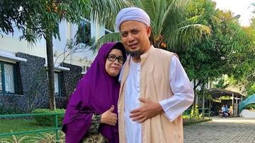 Pesan Almarhum Arifin Ilham dalam Mimpi Ibunda Tercinta