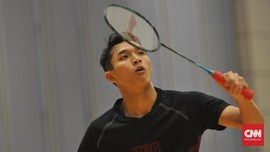 FOTO: Pemain Indonesia Mendadak Kidal di Piala Sudirman