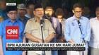 VIDEO: BPN Ajukan Gugatan ke MK Hari Jumat