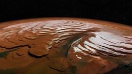 Ada Danau Air Asin di Bawah Permukaan Es Mars