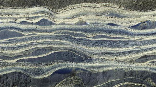 Ditemukan Air Dingin di Mars untuk Bantu Pendaratan Manusia