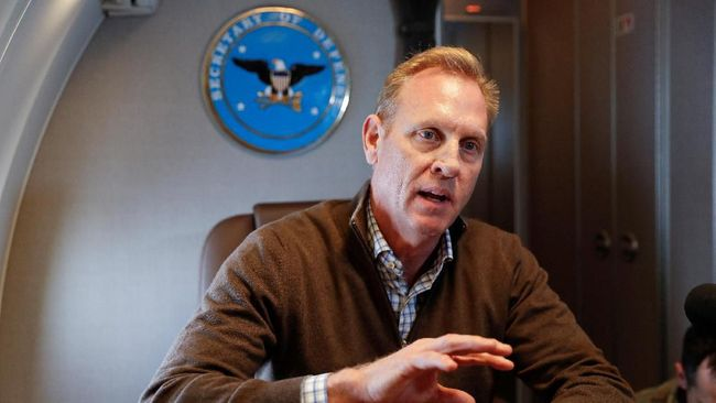 Plt Menhan AS, Patrick Shanahan, membuka kemungkinan mengirimkan pasukan tambahan ke Timur Tengah di tengah peningkatan ketegangan dengan Iran.