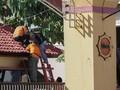 Polisi Masih Olah TKP Penembakan Mako Brimob Purwokerto