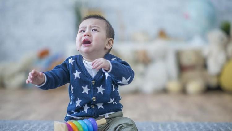 Tips Mengatasi Anak Rewel Saat Ditinggal Mudik Pengasuh