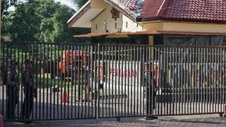 Terserempet Peluru, Kondisi Korban Tembak Mako Brimob Stabil