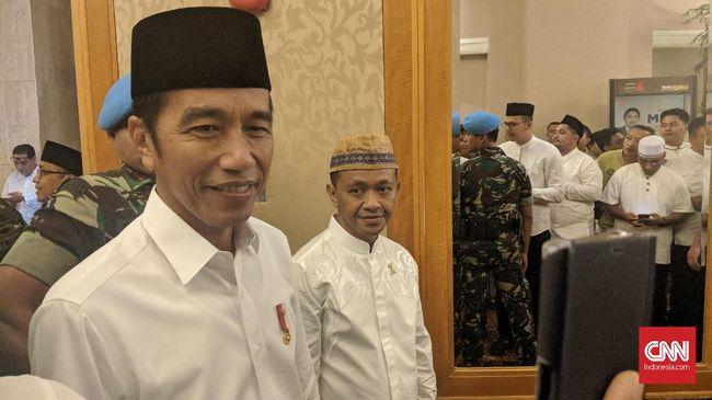 Presiden Jokowi mengaku lebih mengutamakan kemampuan eksekusi dan manajerial dalam menunjuk calon menterinya di periode 2019-2024.