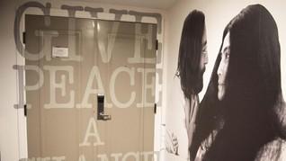 FOTO: Saksi Kemesraan Lennon-Ono 50 Tahun Silam