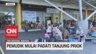 VIDEO: Tanjung Priok Mulai Dipadati Oleh Pemudik