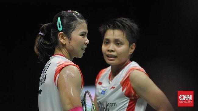 Greysia Polii/Apriyani Rahayu menyelamatkan wajah Indonesia di Yonex Thailand Open meski ganda putri hanya menjadi andalan keempat.
