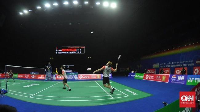 Gelar Piala Sudirman kian dirindukan Indonesia setelah dikalahkan Jepang 1-3 pada babak semifinal di Nanning, China.