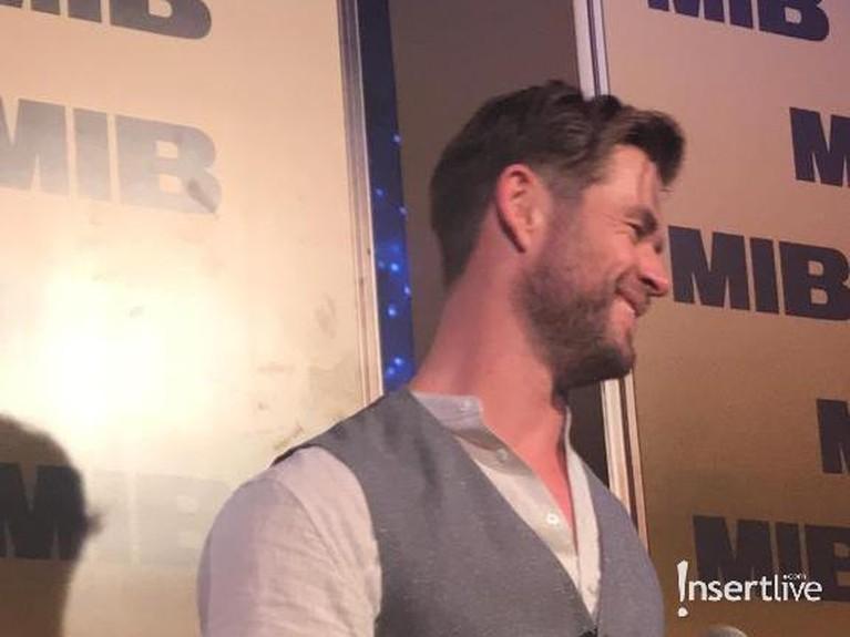 Chris Hemsworth selama ini dikenal sebagai pemeran Thor di beberapa film garapan Marvel Cinematic Universe.